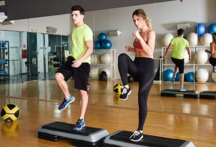 Cardio training / Crossfit