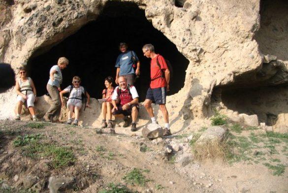 grottes de perrier – septembre 2009
